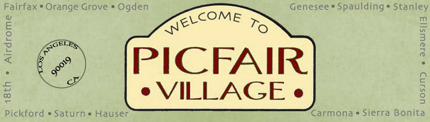 Picfair Village Neighborhood Association